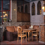 Ресторан Ричард - фотография 3 - Уютная зона для дружной компании