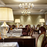 Ресторан Балчуг-гриль - фотография 5 - Ресторан Балчуг Гриль