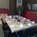 Ресторан 2.0 - фотография 4 - Вариант зала свадебного банкета на 80 персон