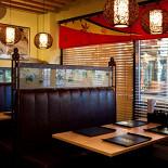 Ресторан Мидори - фотография 4 - Зал японской кухни