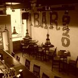 Ресторан 1920 - фотография 1 - Так выглядит зал бара за столиком на втором этаже.