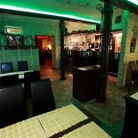 Ресторан Золотой телец - фотография 1 - Зеленый зал