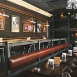 Ресторан 317 - фотография 4 - Первый этаж кафе.