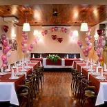 Ресторан Бада Бинг - фотография 1 - Банкетный зал.