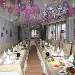 """Ресторан Каланча - фотография 3 - свадебный """"Париж"""" (80 мест) в КАЛАНЧЕ"""