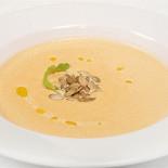 Ресторан Farina Bianca - фотография 6 - Тыквенный крем-суп 250 руб.