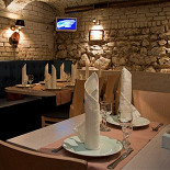 Ресторан Мимино - фотография 1 - Интерьер 2-го зала.
