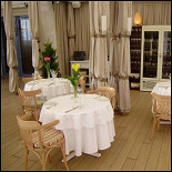 Ресторан La terrazza - фотография 2 - Летняя терраса.