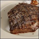 Ресторан Бизон - фотография 5 - Флет-айрон стейк