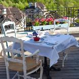 Ресторан La colline - фотография 1 - терраса на крыше