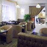 Ресторан Пшеница - фотография 2 - Некурящий зал