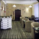 Ресторан Пшеница - фотография 3 - Некурящий зал