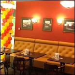 """Ресторан Штолле - фотография 1 - Пироговая """"Штолле"""" в ТРЦ """"Июнь"""", Мытищи, 1-й этаж"""