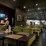 Ресторан Пралине - фотография 3 - Курящая зона.