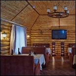Ресторан Bellagio - фотография 4 - Охотничий зал