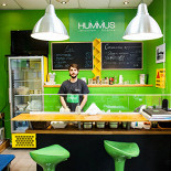 Ресторан The Hummus - фотография 1
