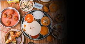 Блюда из печи вUhvat, индийская кухня от«Лафлафель» испокойное место наМаросейке