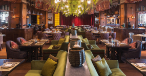 Levantine Fire Cuisine Bar: рыночные отношения
