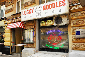 Lucky Noodles