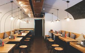 Еще один ресторан на Патриках, бургер и вейп в Vaport и «Балалаечная» на Арбате