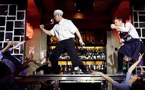 The Waiters: ресторан, где закончилась гастрономическая революция