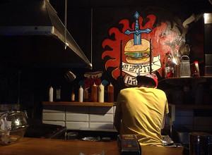 Burger First