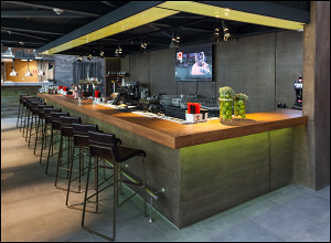 Bar BQ Café Метрополис