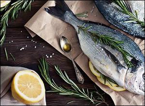 Рыба & Крабы