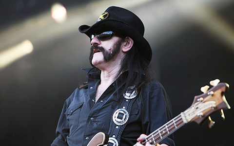 25.07 | Motörhead в Crocus City Hall