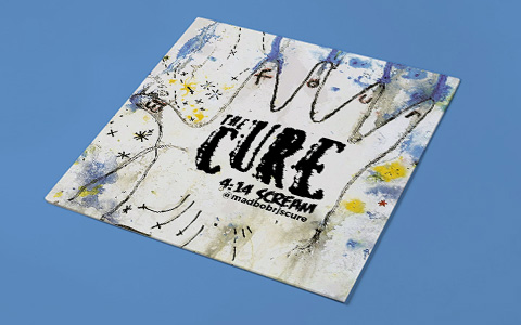 лето | The Cure «4:14 Scream»