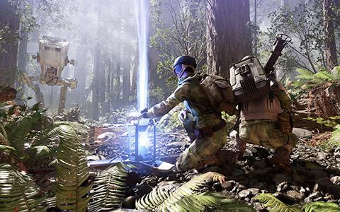Шутер по «Звездным войнам» от авторов Battlefield