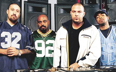 15.07 | Cypress Hill в «Главклубе»