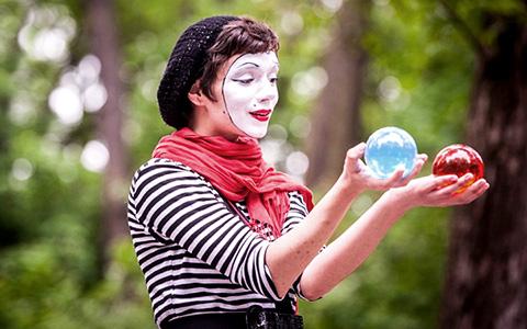 «Москва цирковая» на Цветном бульваре