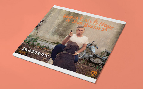 15.07 | Morrissey «World Peace Is None of Your Business»