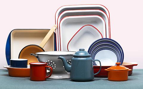 Эмалированная посуда