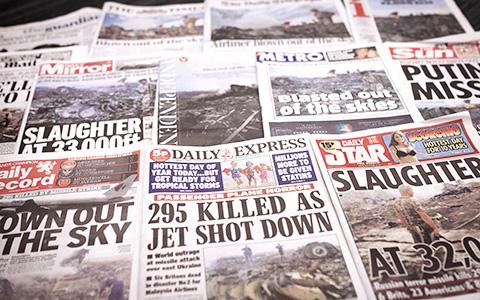 Западные журналисты — о гибели боинга и информационной войне
