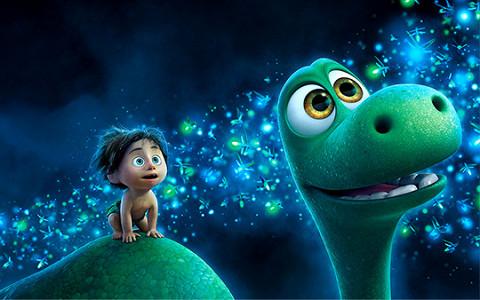 «Хороший динозавр» Питера Сона