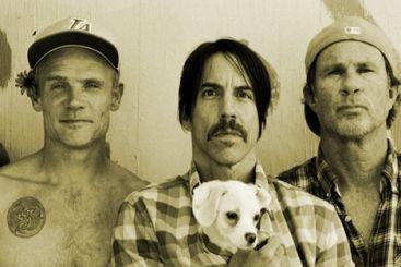В Россию едут Red Hot Chili Peppers