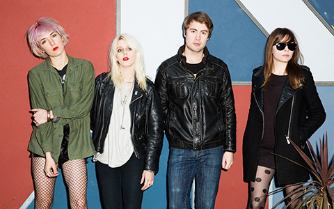 «25/17», The Thing, Гальшир Люстверк, White Lung и другие