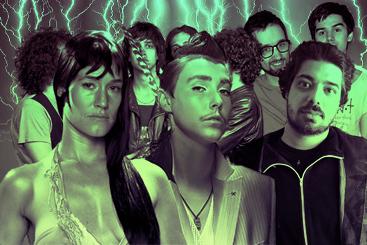 Лана Дель Рей, The Knife, Primal Scream, The Strokes, !!! и другие