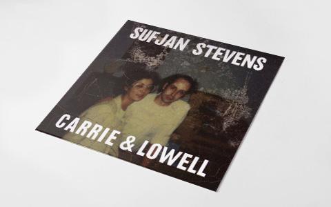 «Carrie and Lowell» Суфьяна Стивенса