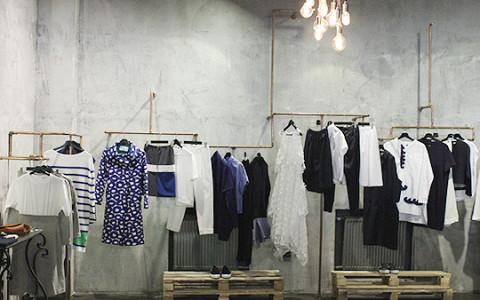 Магазин Nebo Concept Store на Никитском бульваре: облако в штанах