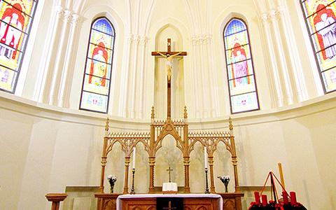 «Пусть музыка играет там, где должна»: как сделать авангардный концерт в соборе