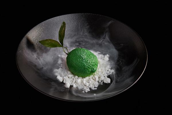 десерт «100% лайм» (360 р.)