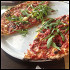 Ресторан Casa Italiana - фотография 1 - Пицца 4 типа мяса.