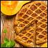 Ресторан Главпирог - фотография 12 - Пирог с тыквой и кедровыми орешками