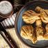 Ресторан Джонджоли - фотография 2 - Жареные хинкали (5 шт)