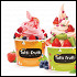 Ресторан Tutti Frutti Frozen Yogurt - фотография 4 - Tutti Frutti Frozen Yogurt