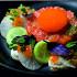 Ресторан Коптим - фотография 1 - Тар-тар из нерки