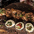 Ресторан Джонджоли - фотография 6 - Шашлык из куриного бедра